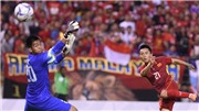 Tuấn Tài bị ví như 'chân gỗ' Giroud khi khiến U22 Việt Nam hòa U22 Indonesia