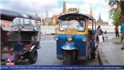 Toàn bộ xe tuk-tuk biểu tượng du lịch Thái Lan sẽ chạy bằng điện