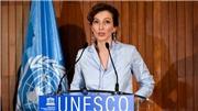 Cựu Bộ trưởng Văn hóa và Truyền thông Pháp đắc cử Tổng Giám đốc UNESCO