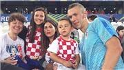 Ivan Perisic: Có hiếu với cha mẹ, chung thủy với người vợ tào khang