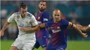 BIG BET: Dự đoán và tỉ lệ lượt đi Siêu cúp TBN Barcelona - Real Madrid (03h00, 14/8)
