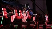 The Voice Kids tập 6: 'Em gái mưa' Hương Tràm cùng 'Ba con quạ' gây 'bão'