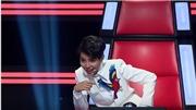 'The Voice Kids' tập 5: Vũ Cát Tường bật khóc nức nở trên 'ghế nóng'