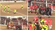 VIDEO: 18 cầu thủ chen chúc xếp hàng rào cũng không ngăn được Dybala ghi bàn