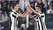 Video clip highlights bàn thắng trận Juventus 2-1 Sporting Lisbon