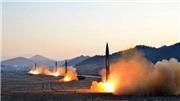 VIDEO: Mỹ thử nghiệm đánh chặn tên lửa đạn đạo xuyên lục địa ICBM
