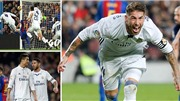 Video clip highlights trận Getafe 1-2 Real Madrid