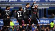 Video clip highlights bàn thắng trận Everton 2-5 Arsenal