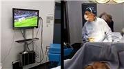 Các bác sĩ dừng phẫu thuật để cổ vũ bóng đá đối mặt với án phạt nghiêm trọng