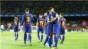 Video clip highlights bàn thắng trận Barcelona 6-1 Eibar