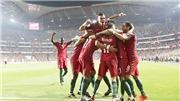 Video clip highlights bàn thắng trận Bồ Đào Nha 2–0 Thụy Sĩ