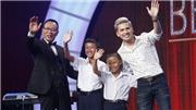 Tập 2 'Mặt trời bé con': MC Lại Văn Sâm tặng lương hưu cho hai tài năng nhí
