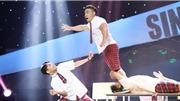 Tập 7 'Sinh ra để tỏa sáng': Phạm Văn Mách vượt Thúy Hiền Wushu vào chung kết