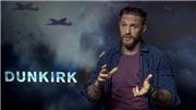 Đạo diễn phim 'Dunkirk' tiết lộ lý do cầu xin Tom Hardy nhận vai bằng được