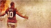 25 bức hình đẹp nhất CĐV vẽ tặng tri ân Francesco Totti