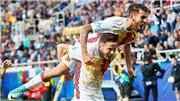 Saul tái hiện 'siêu phẩm' vào lưới Bayern, Tây Ban Nha vào bán kết U21 châu Âu