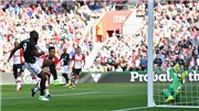 CẬP NHẬT bàn thắng Southampton 0-1 Man United: Lukaku tiếp tục nổ súng