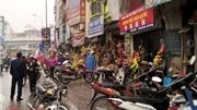 Hà Nội đồng loạt triển khai giải tỏa lấn chiếm vỉa hè