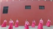 Xuất hiện bản cover 'Nơi này có anh' triệu view của 'dancer nhí' mặc hanbok