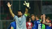 Italy thắng nhẹ Albania trong ngày Buffon lập kỷ lục châu Âu
