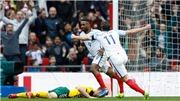 6 điều KHÔNG THỂ TIN NỔI xảy ra kể từ lần gần nhất Defoe thi đấu cho tuyển Anh