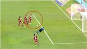 Sốc với pha bỏ lỡ của 4 cầu thủ River Plate khi chỉ còn thủ môn trước mặt