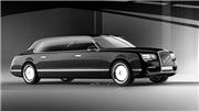 Ngắm siêu xe mới tuyệt đẹp của Tổng thống Nga Putin