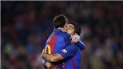 Barcelona 3-2 Real Sociedad: May mà Messi vẫn toả sáng rực rỡ
