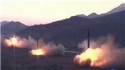 Máy bay do thám Mỹ giăng 'trùng điệp' canh chừng Triều Tiên