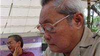 """Nhà văn Nguyễn Quang Sáng thích """"chiếc lược ngà"""""""