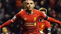 'Hàng thải' của Liverpool lập hat-trick chỉ trong 4 phút