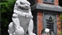 Hải Dương di dời 22 linh vật ngoại lai khỏi đền, chùa