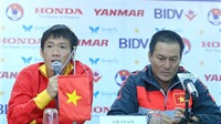 HLV Ngô Quang Sang: 'Tôi không phải trợ lý số 1 của HLV Miura'