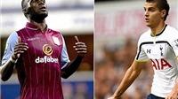 5 bàn thắng đẹp nhất vòng 17 Premier League: Tuyệt phẩm của Benteke và Erik Lamela