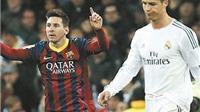 'Kinh điển' Barca - Real, còn 2 ngày: Messi vs. Ronaldo - Ai điều chỉnh trước, người đó sẽ thắng