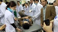 Nhiều bệnh nhân vụ Formosa phải chuyển lên bệnh viện tuyến trên