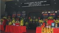 Lễ tang hai phi công Su-22: Tro cốt các anh 'trở về' quê nhà