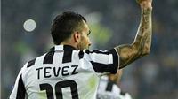Evra: 'Tevez tỏa sáng vì có dòng máu Man United như tôi'