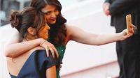 'Hoa hậu đẹp nhất thế giới' ngang nhiên phá lệnh cấm 'tự sướng' ở Cannes
