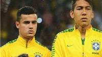 Ronaldinho: 'Coutinho và Firmino là cặp đôi sẽ thay đổi Liverpool'