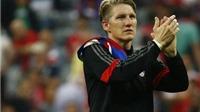 Các cầu thủ Bayern Munich sốc vì Schweinsteiger đến Man United