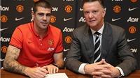 Mâu thuẫn ở Man United: Van Gaal tuyên bố loại bỏ Valdes vì bất tuân lệnh