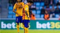 ĐIỂM NHẤN Celta 4-1 Barca: Công kém, thủ tồi, cầm bóng tệ. Hơn cả một thất bại!