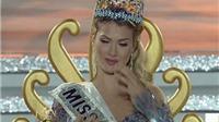 Hoa hậu Tây Ban Nha Mireia Lalaguna Royo đăng quang Hoa hậu Thế giới 2015