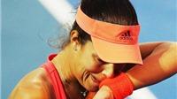 Ana Ivanovic hai tuần liên tiếp bị loại từ vòng 1