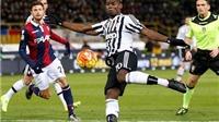 Bologna 0-0 Juventus: 'Bà đầm già' bị ngắt mạch toàn thắng