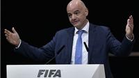 Tân Chủ tịch FIFA Gianni Infantino: 'FIFA sẽ làm mới hình ảnh, giành lại sự tôn trọng vốn có'
