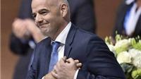 Con số & Bình luận: Gianni Infantino xứng đáng với vị trí chủ tịch Fifa