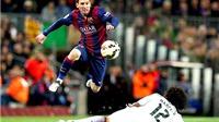 """Barcelona cần Messi toàn năng ở """"Kinh điển"""""""