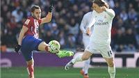 Vòng bán kết: Người Madrid không muốn derby
